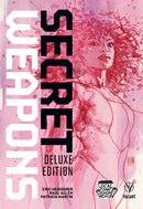 LCSD 2017 SECRET WEAPONS HC VOL 01 DLX ED