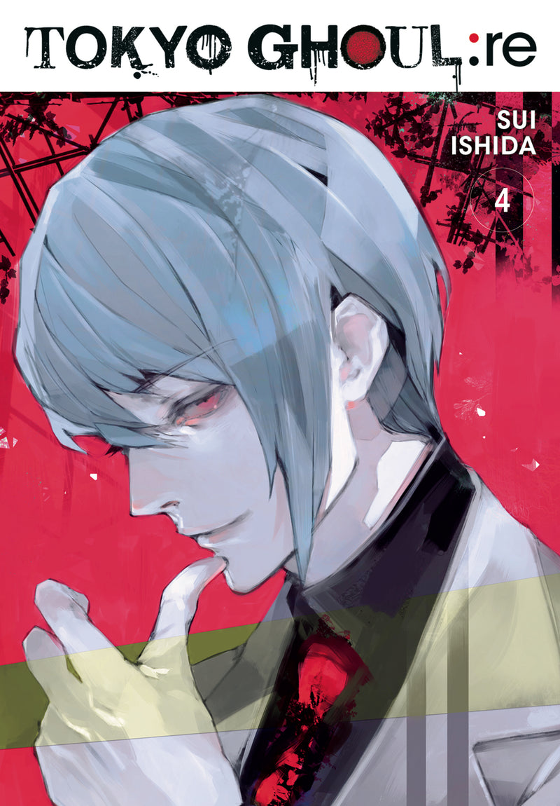 TOKYO GHOUL RE GN VOL 04 (C: 1-0-1)