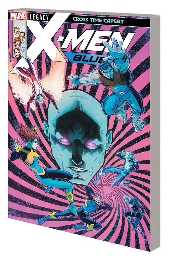X-MEN BLUE TP VOL 03 CROSS TIME CAPERS
