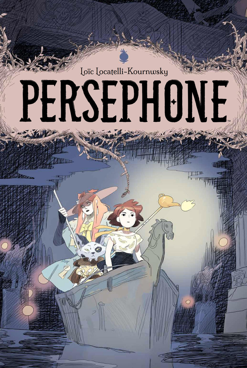 PERSEPHONE ORIGINAL GN HC (MR) (C: 0-1-2)