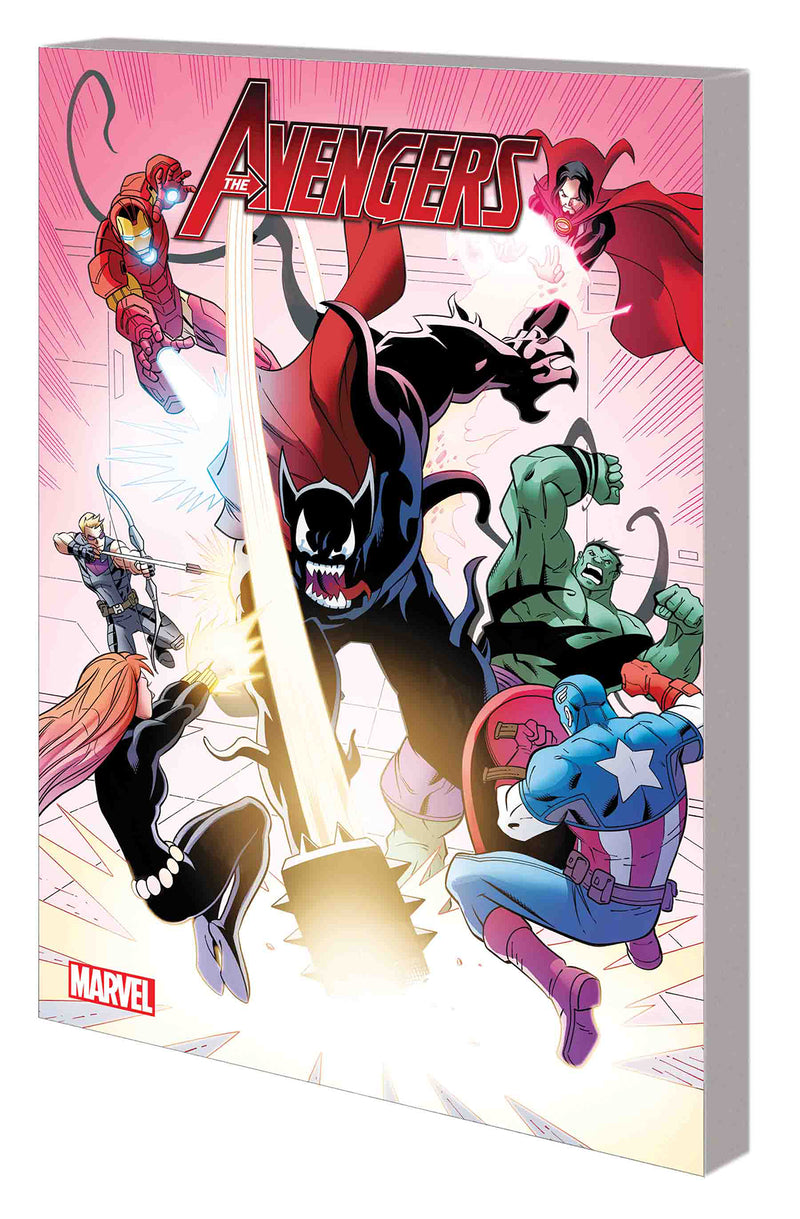 AVENGERS ASSEMBLE GAME ON DIGEST TP