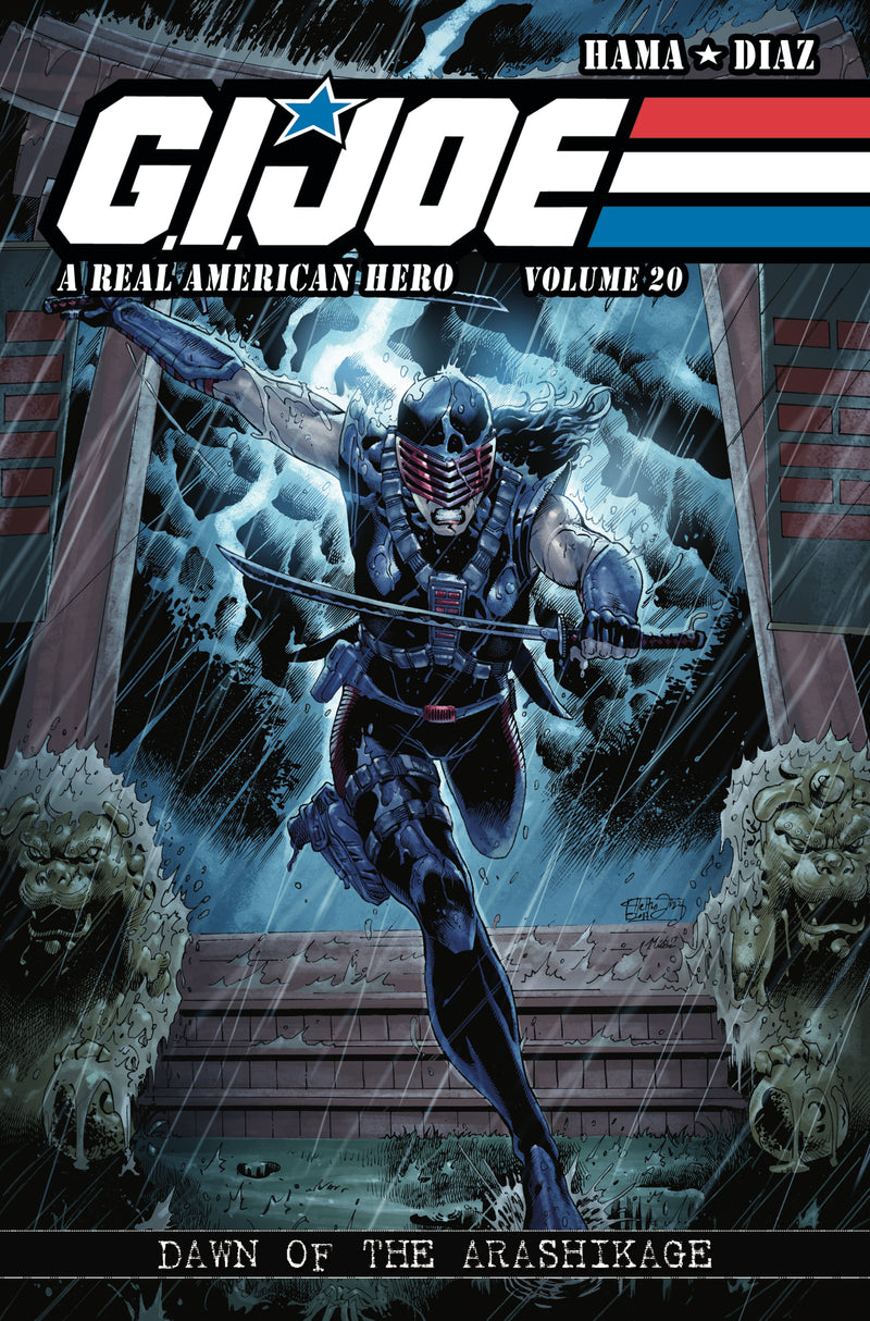 GI JOE A REAL AMERICAN HERO TP VOL 20