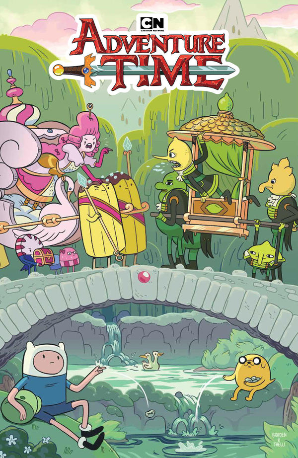 ADVENTURE TIME TP VOL 15 (C: 1-1-2)