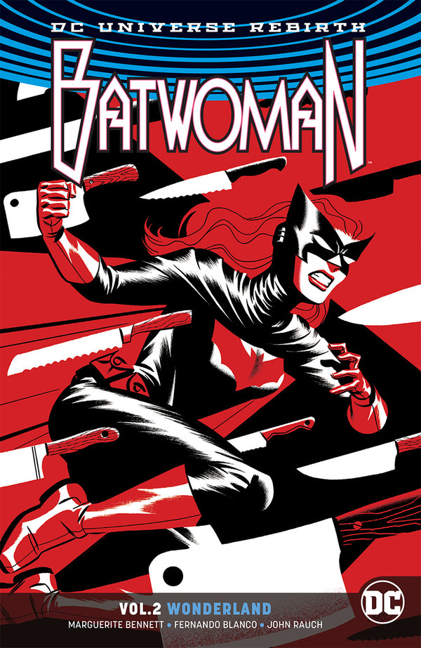 BATWOMAN TP VOL 02 WONDERLAND REBIRTH