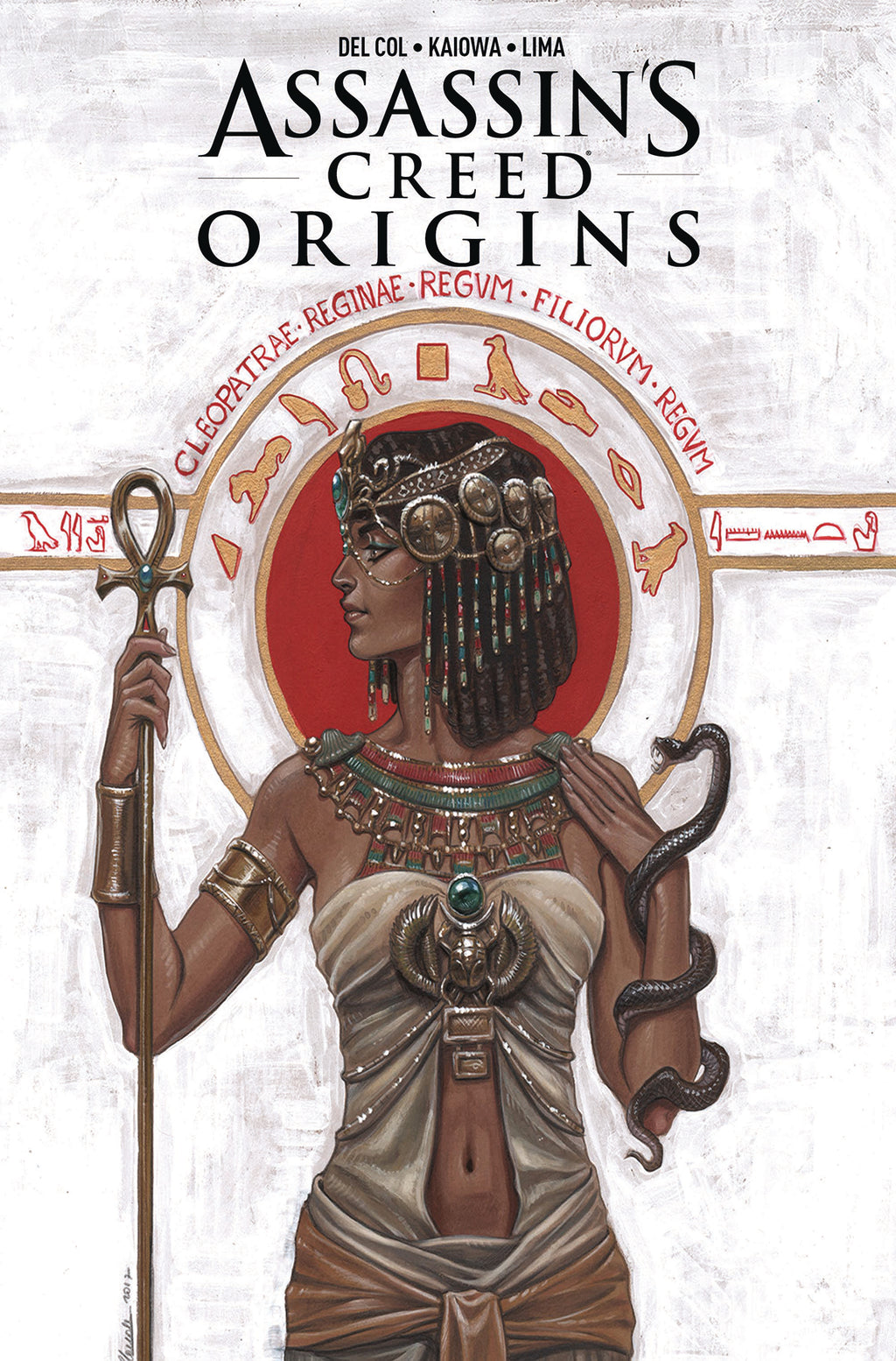 Assassins Creed Origins Tp All Star Comics