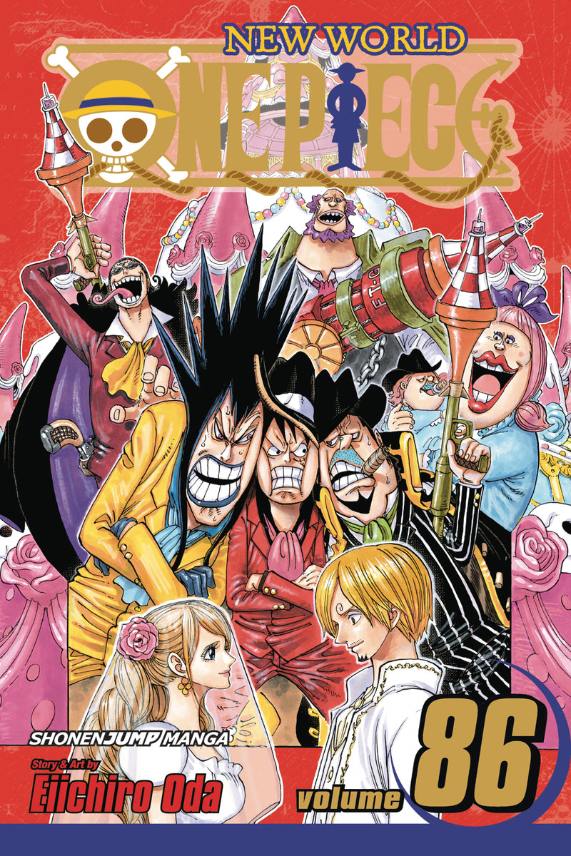 ONE PIECE GN VOL 86 (C: 1-0-1)