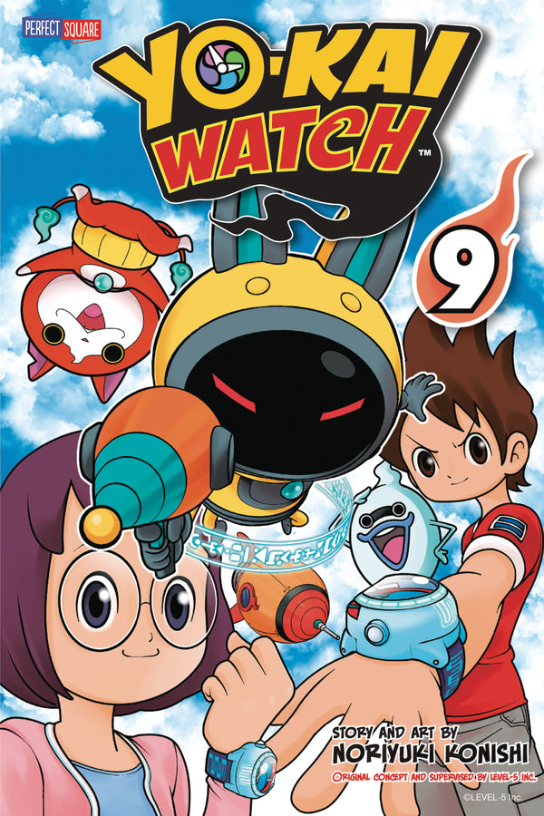 YO-KAI WATCH GN VOL 09