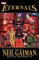 ETERNALS BY NEIL GAIMAN TP NEW PTG
