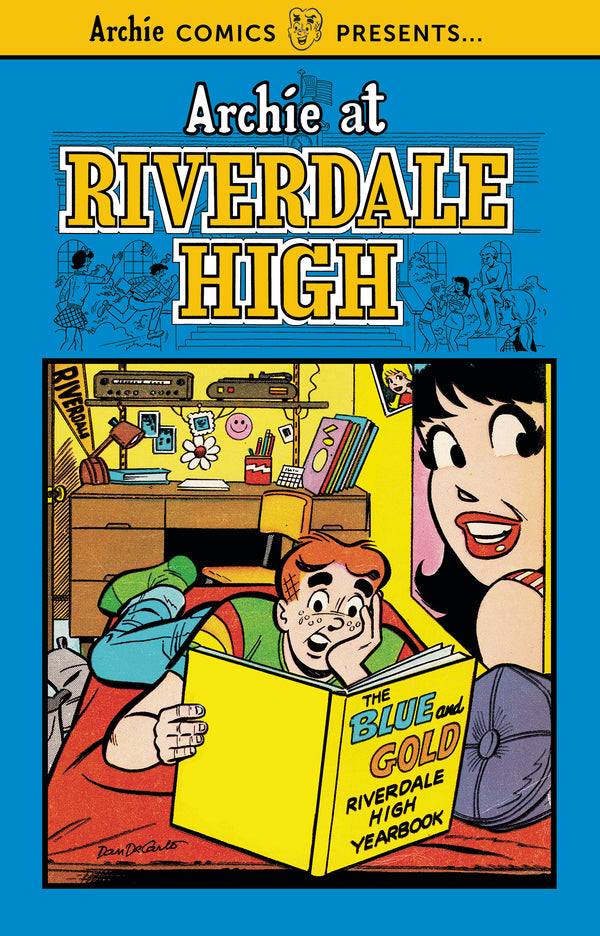 ARCHIE AT RIVERDALE HIGH TP VOL 01