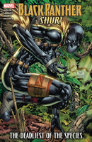 BLACK PANTHER SHURI DEADLIEST OF SPECIES TP NEW PTG