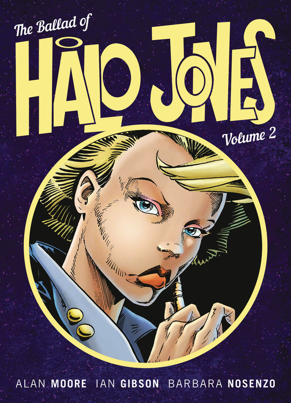 BALLAD OF HALO JONES TP VOL 02 COLOR ED (C: 0-1-0)