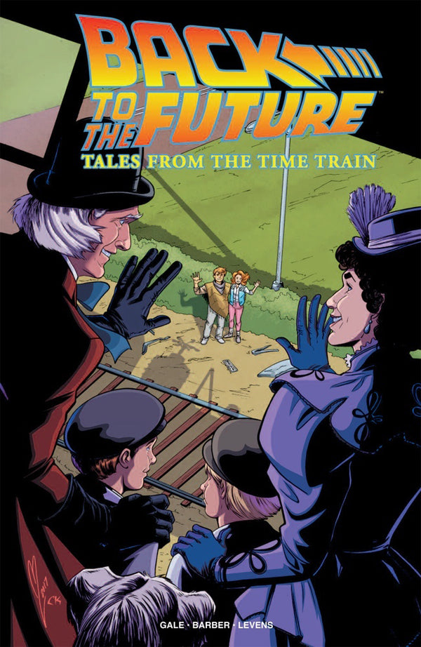 BACK TO THE FUTURE TALES FROM THE TIME TRAIN TP (C: 0-1-2)