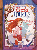 ENOLA HOLMES HC VOL 01 CASE OF THE MISSING MARQUESS (C: 0-1-