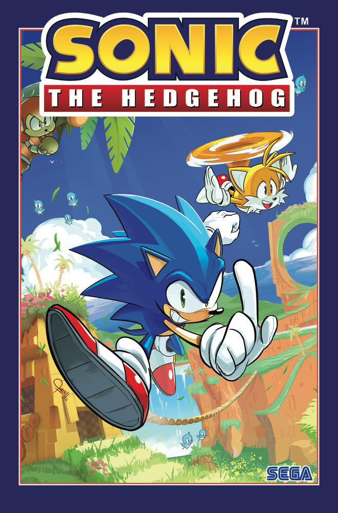 SONIC THE HEDGEHOG VOL 01 FALLOUT TP (C: 1-1-2)