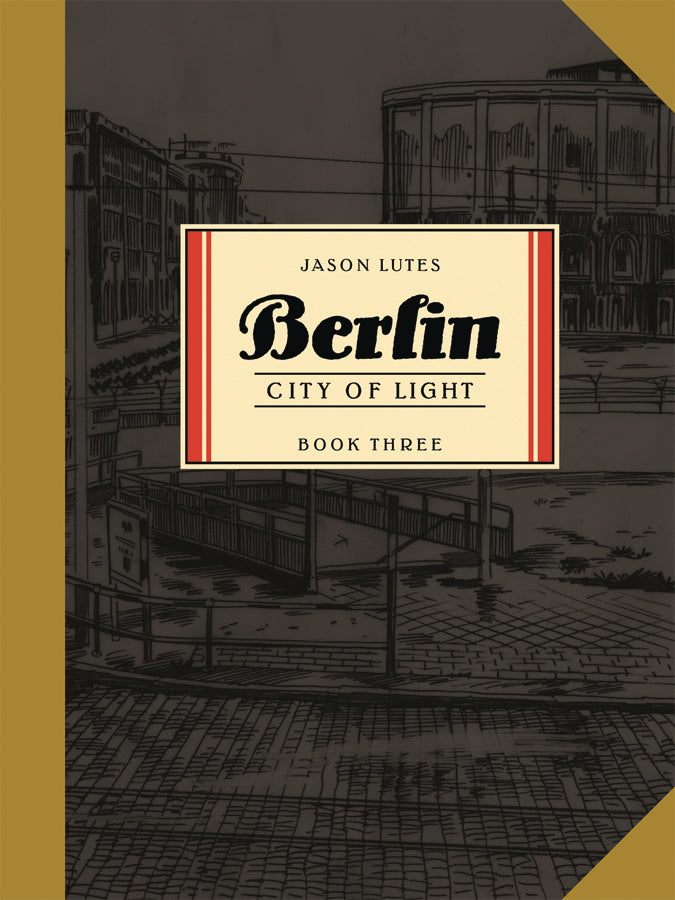BERLIN TP BOOK 03 CITY OF LIGHT (MR) (C: 0-1-2)