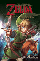 LEGEND OF ZELDA TWILIGHT PRINCESS GN VOL 04 (C: 1-0-1)