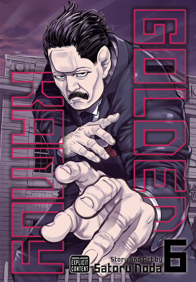 GOLDEN KAMUY GN VOL 06 (MR) (C: 1-0-1)