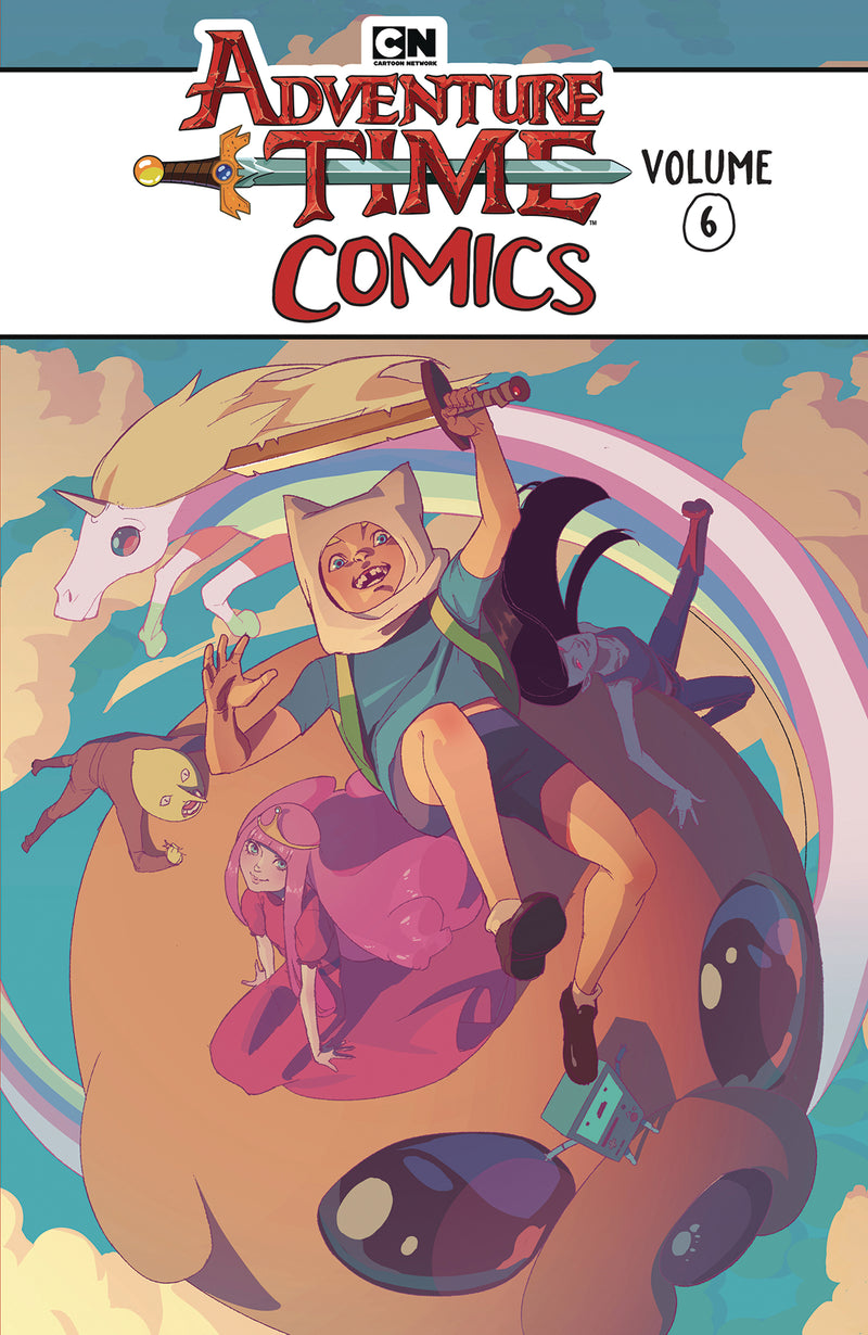 ADVENTURE TIME COMICS TP VOL 06 (C: 1-1-2)