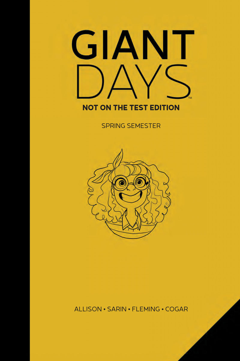 GIANT DAYS NOT ON THE TEST EDITION HC VOL 03 (C: 0-1-2)