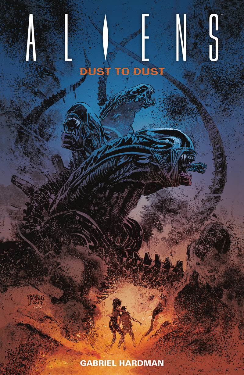 ALIENS TP DUST TO DUST (C: 0-1-2)
