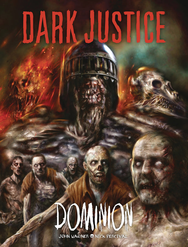 DARK JUSTICE DOMINION HC (C: 0-0-1)