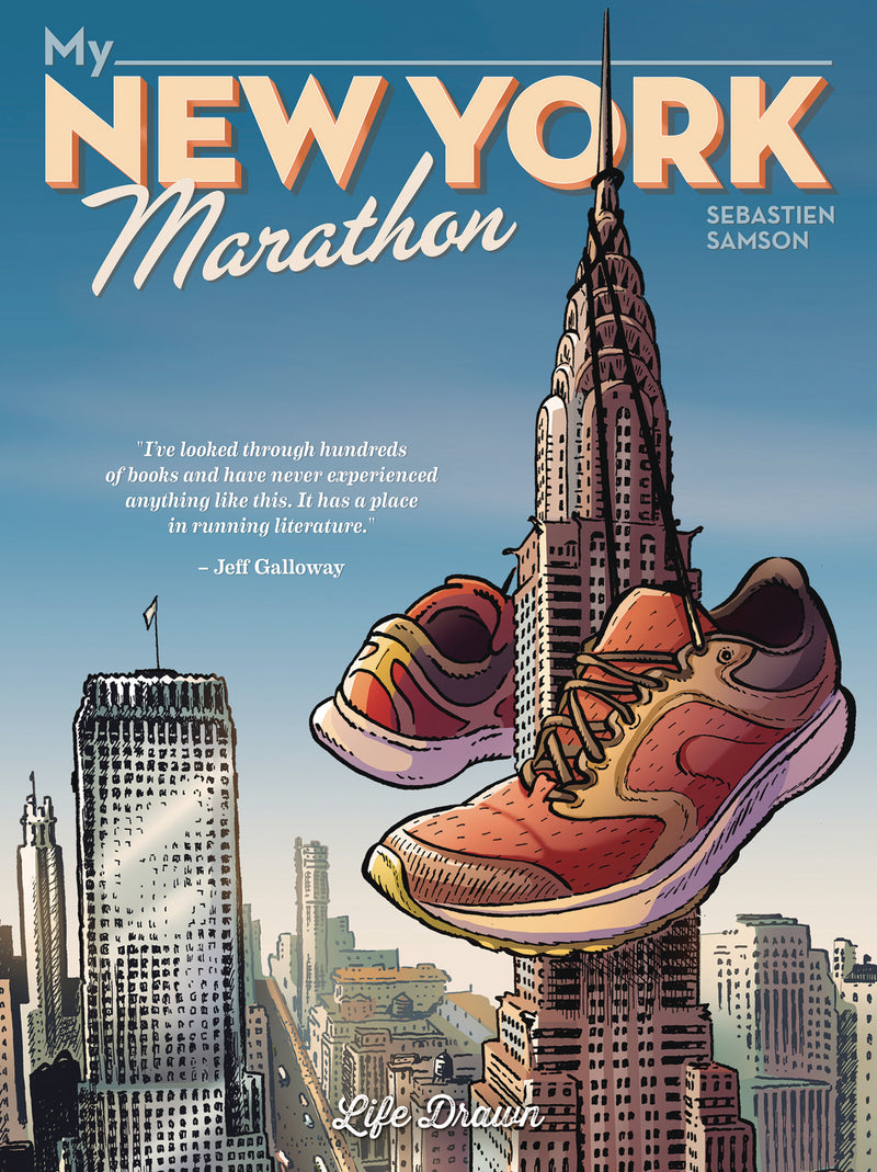 MY NEW YORK MARATHON GN (C: 0-0-1)