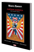 MARVEL KNIGHTS CAPTAIN AMERICA RIEBER CASSADAY TP NEW DEAL