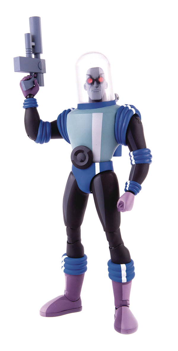 BATMAN ANIMATED MR FREEZE 1/6 SCALE COLLECTIBLE FI