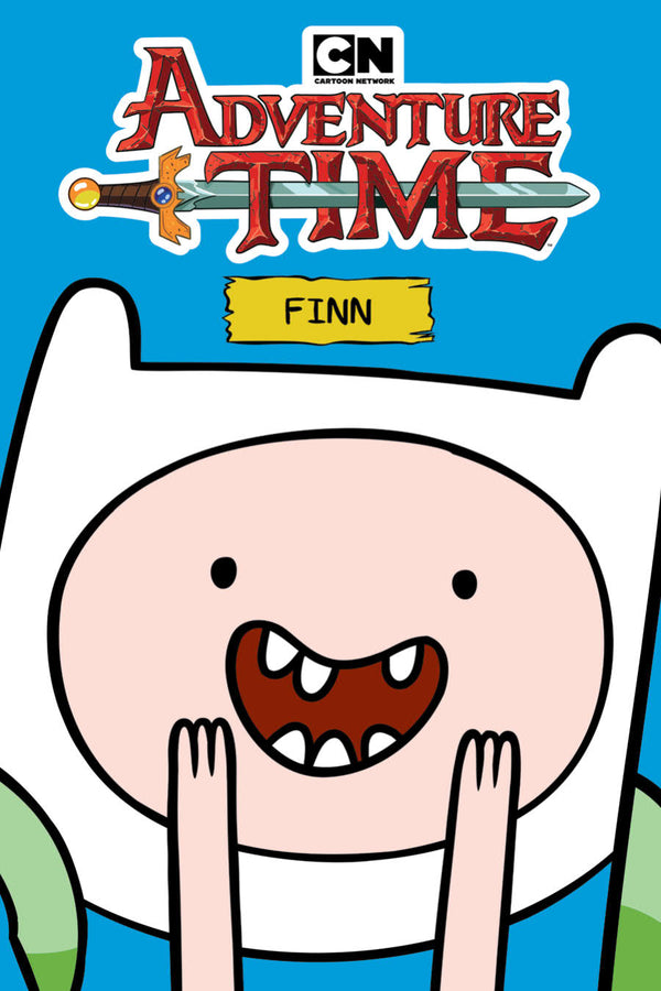 ADVENTURE TIME FINN GN (C: 1-1-2)