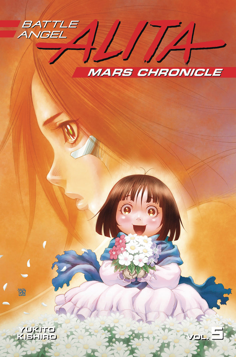 BATTLE ANGEL ALITA MARS CHRONICLE GN VOL 05 (C: 1-1-0)