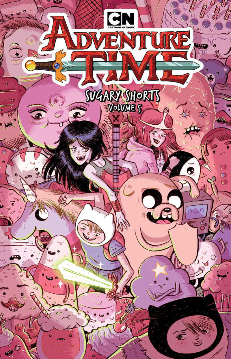 ADVENTURE TIME SUGARY SHORTS TP VOL 05 (C: 1-1-2)