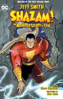 SHAZAM THE MONSTER SOCIETY OF EVIL TP NEW ED
