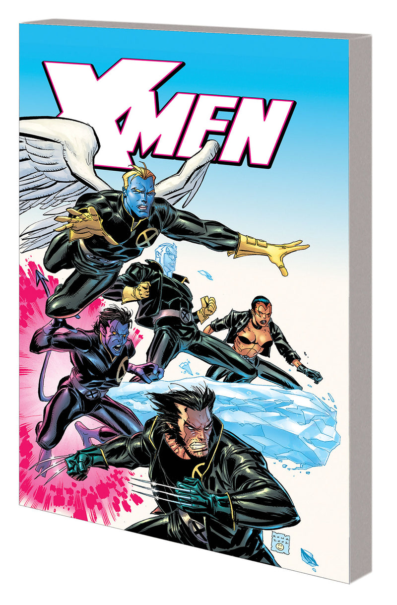 X-MEN TP UNSTOPPABLE