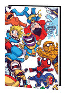 MARVEL ART OF SKOTTIE YOUNG HC