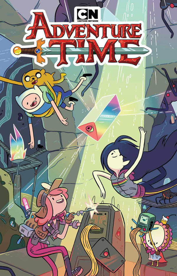 ADVENTURE TIME TP VOL 17 (C: 1-1-2)