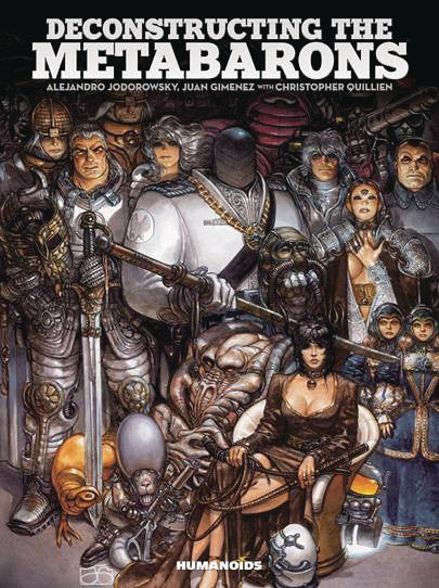 DECONSTRUCTING THE METABARONS TP