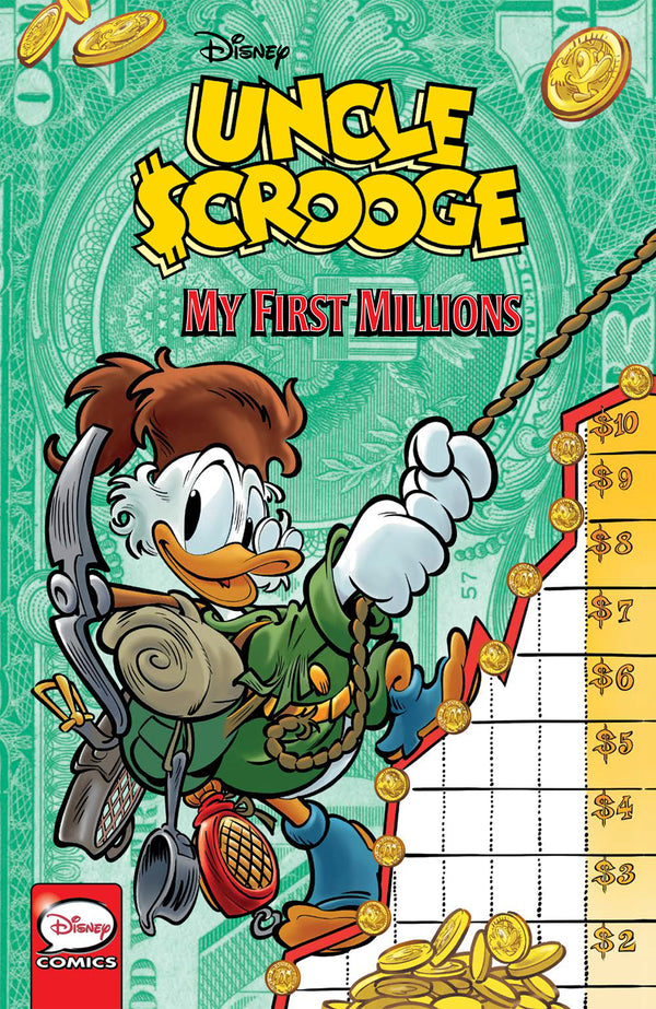 UNCLE SCROOGE MY FIRST MILLIONS TP (C: 1-1-2)