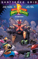 MIGHTY MORPHIN POWER RANGERS TP VOL 08 SG (C: 1-1-2)