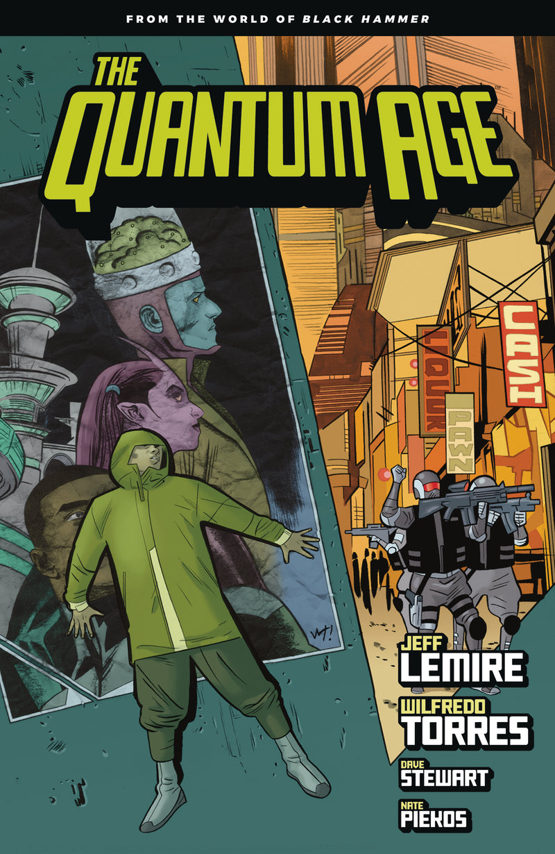 QUANTUM AGE TP FROM WORLD OF BLACK HAMMER VOL 01 (C: 0-1-2)