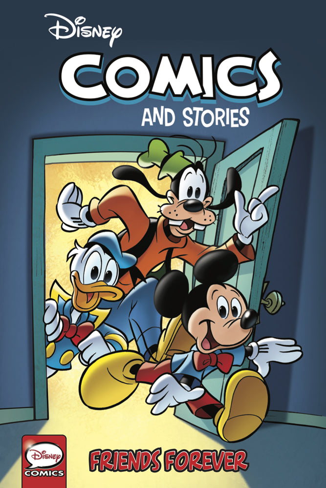 DISNEY COMICS & STORIES TP VOL 01 FRIENDS FOREVER (C: 1-1-2)
