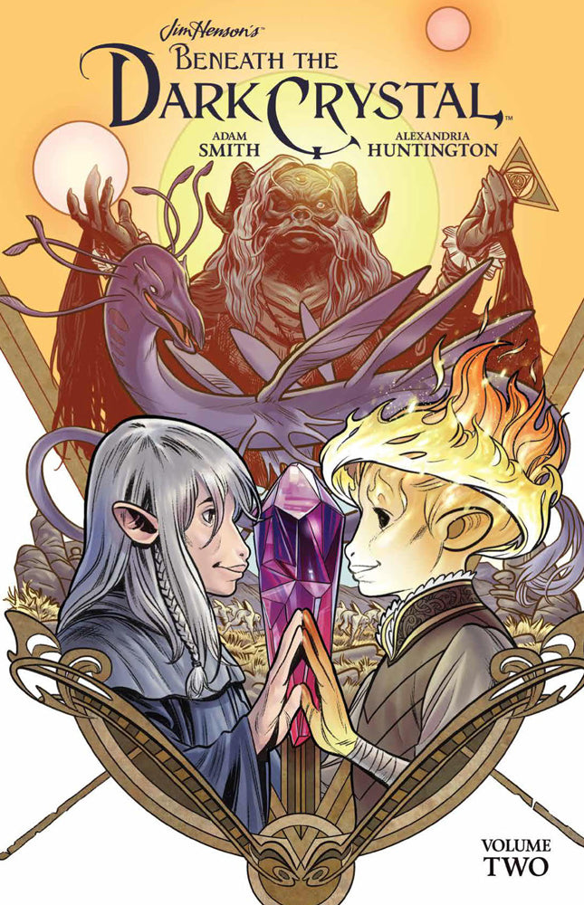 JIM HENSON BENEATH DARK CRYSTAL HC VOL 02 (C: 0-1-2)
