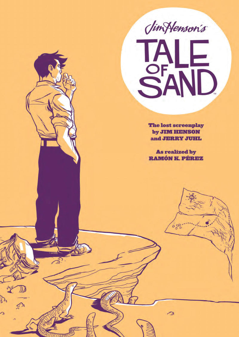JIM HENSONS TALE OF SAND GN (C: 0-1-2)
