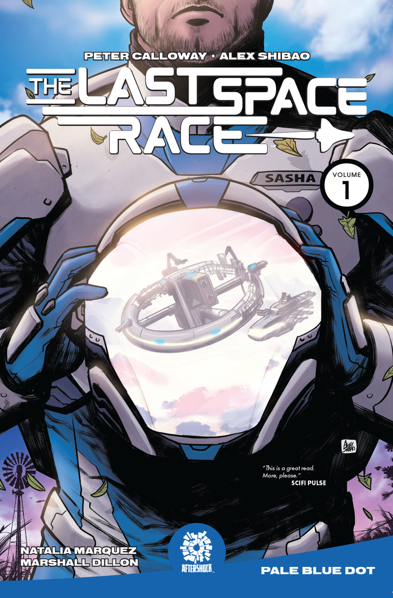 LAST SPACE RACE TP VOL 01