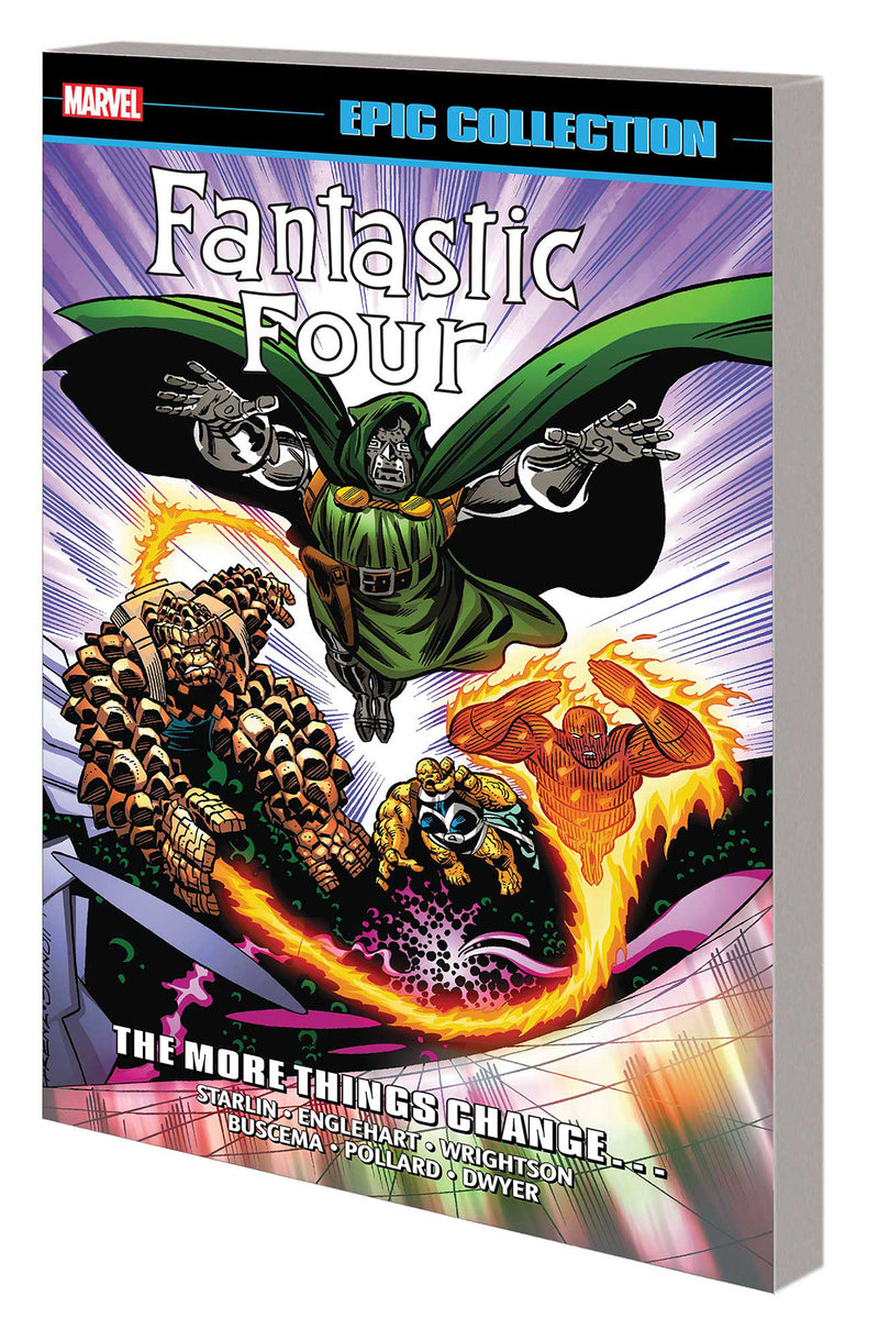 FANTASTIC FOUR EPIC COLLECTION TP MORE THINGS CHANGE