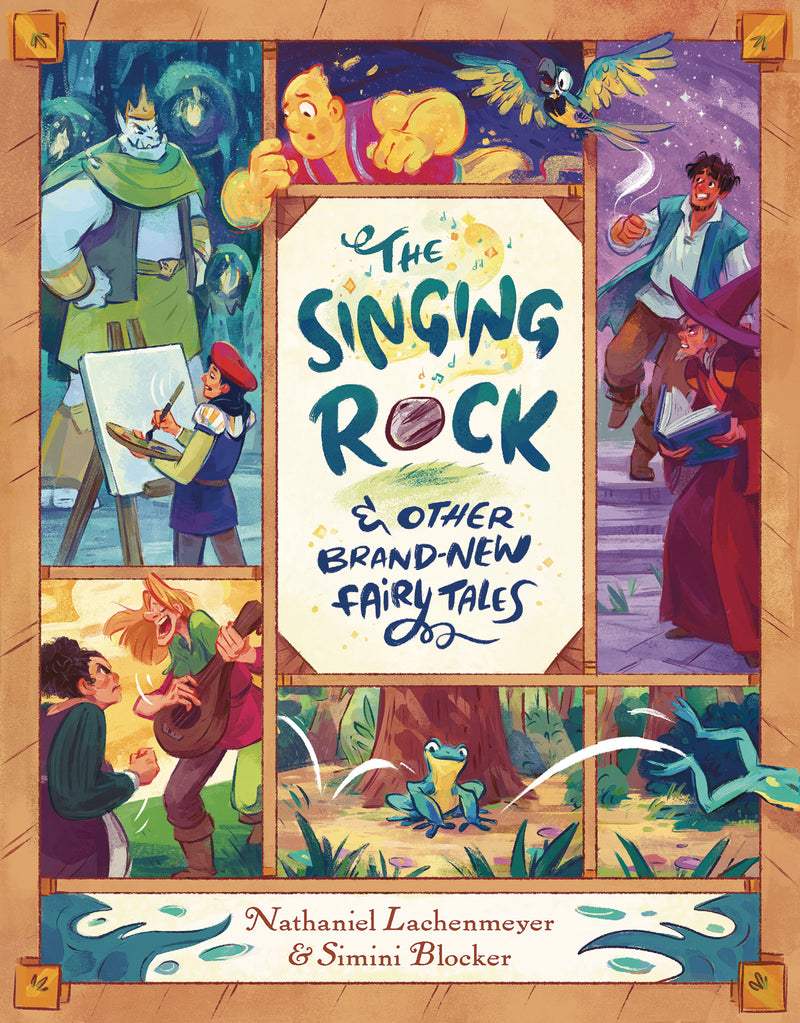 SINGING ROCK & OTHER BRAND NEW FAIRY TAES HC (C: 0-1-0)
