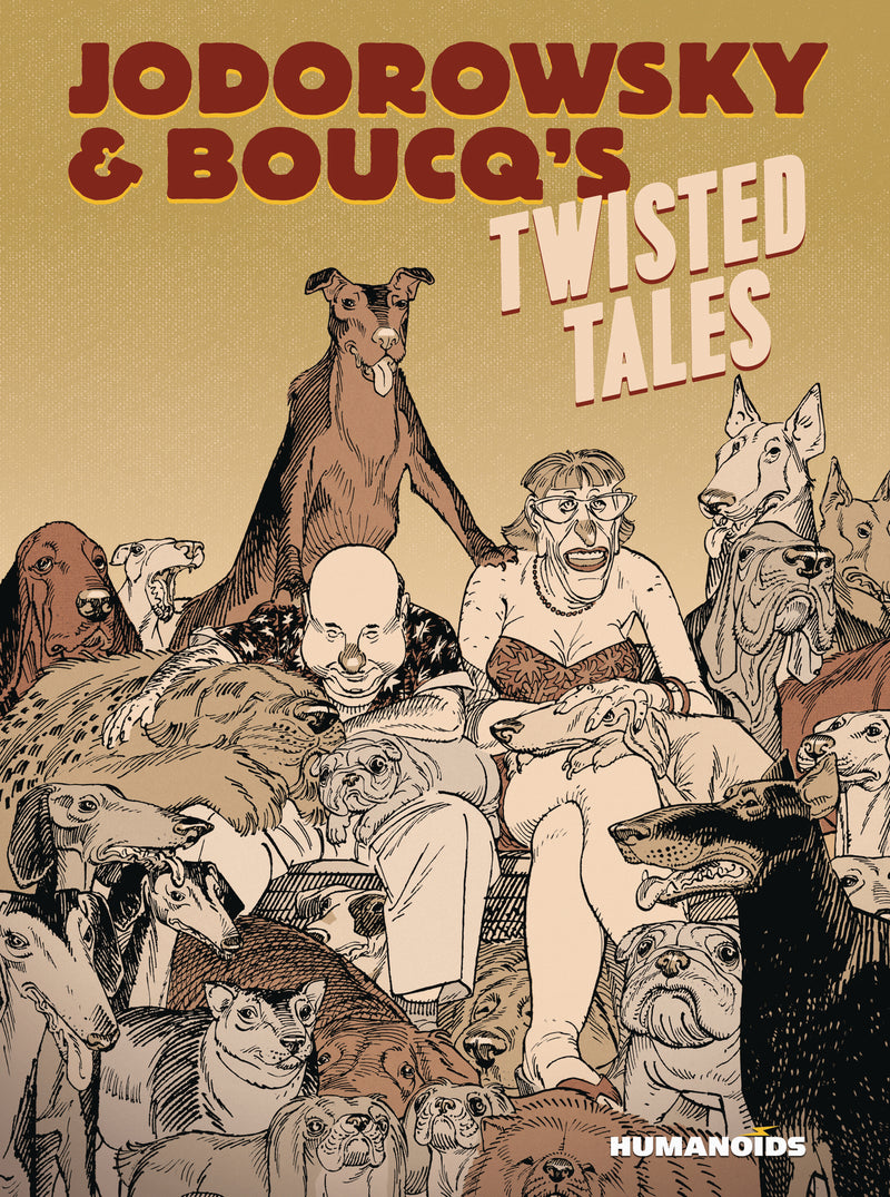 JODOROWSKY & BOUCQS TWISTED TALES TP (MR)