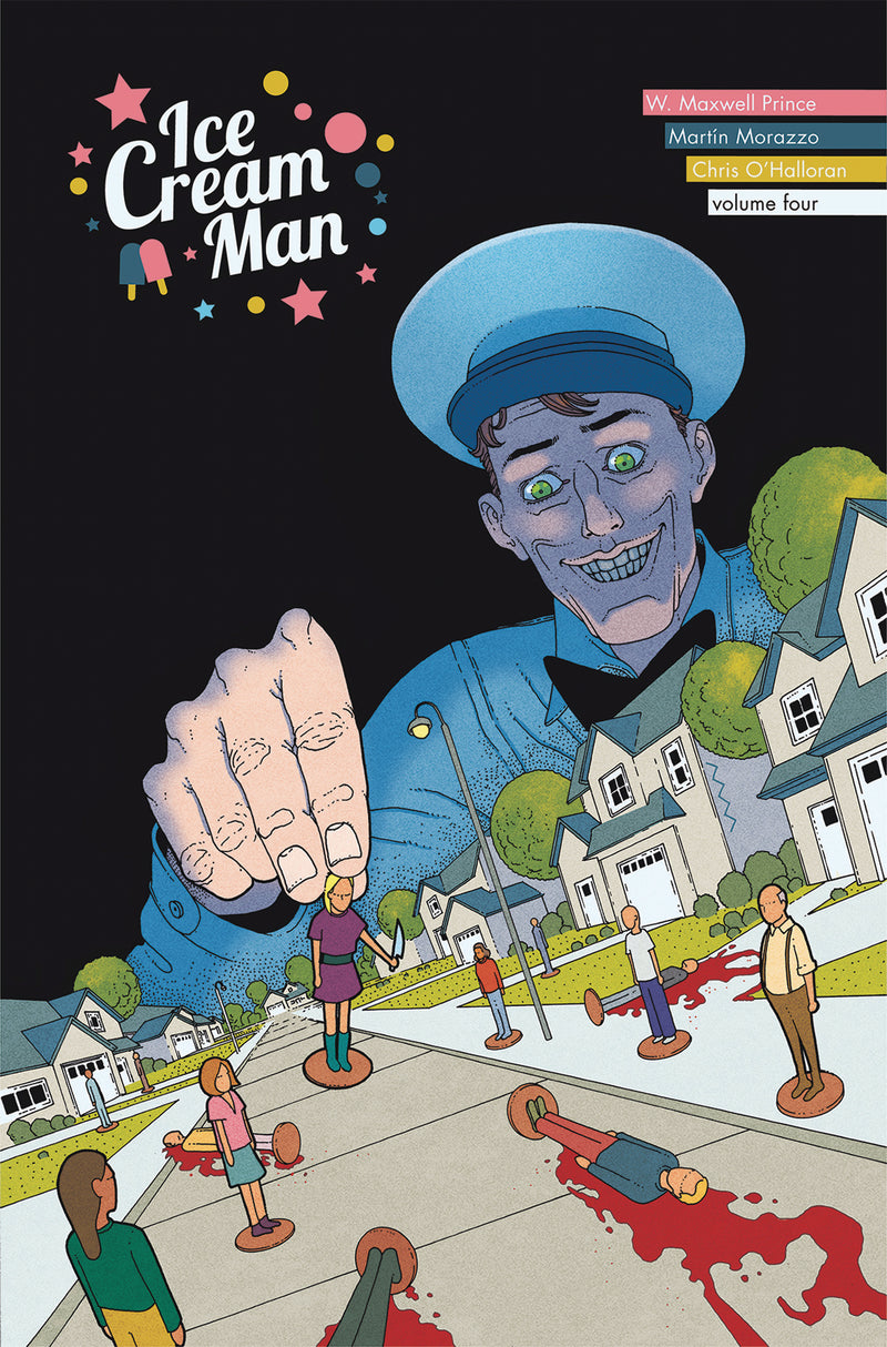 ICE CREAM MAN TP VOL 04 TINY LIVES (MR)
