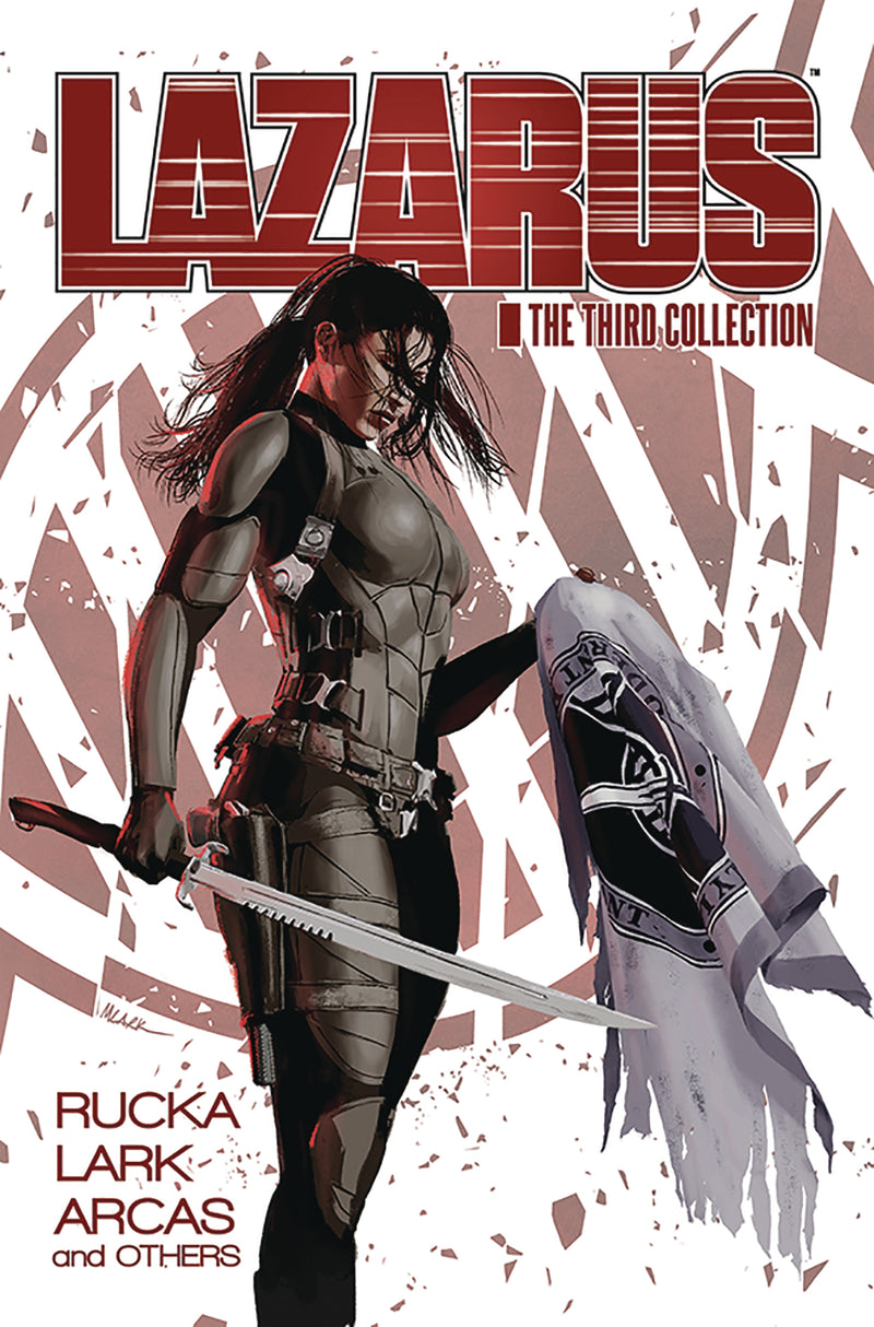LAZARUS HC VOL 03 (MR)