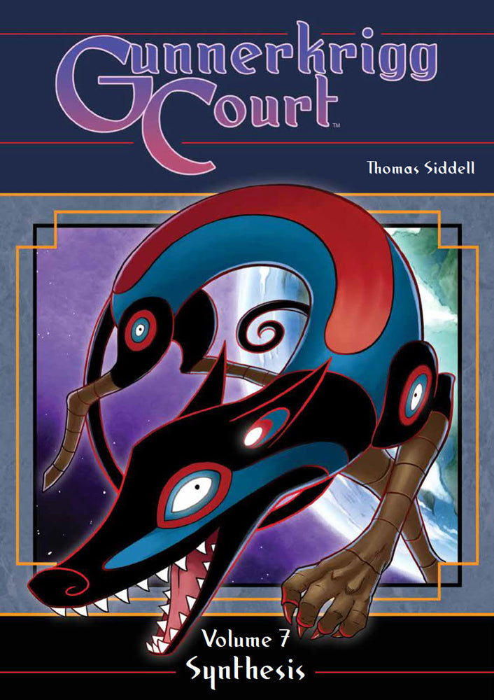 GUNNERKRIGG COURT HC VOL 07 (C: 0-1-2)