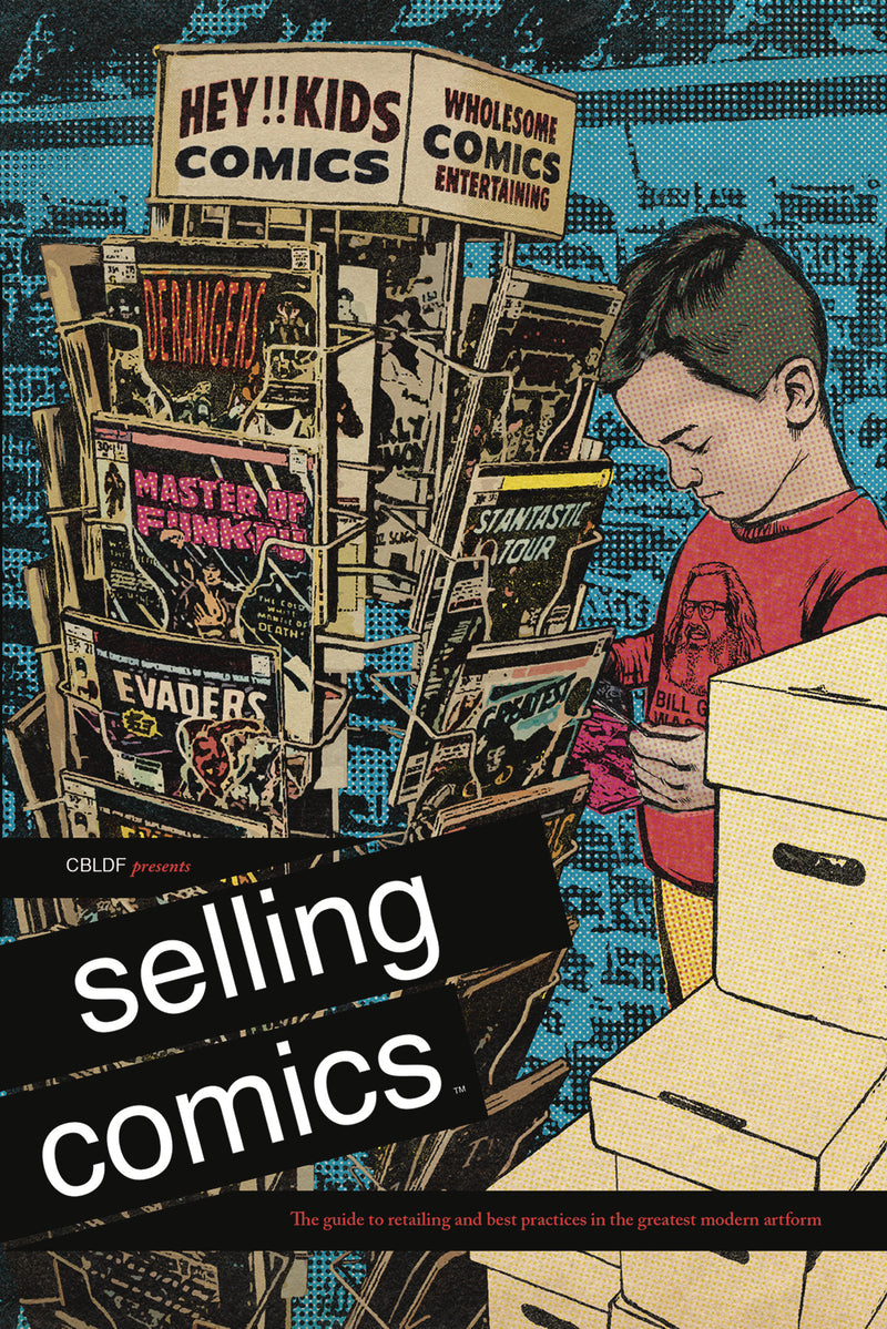 CBLDF PRESENTS SELLING COMICS TP GUIDE TO RETAILING (C: 0-1-